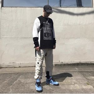 Cavempt 19ss black and white
